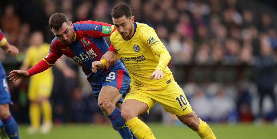 Palace v Chelsea player ratings