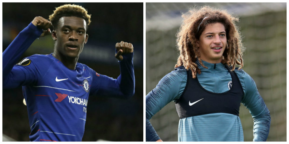 Hudson-Odoi and Ampadu set to play in Europa League game