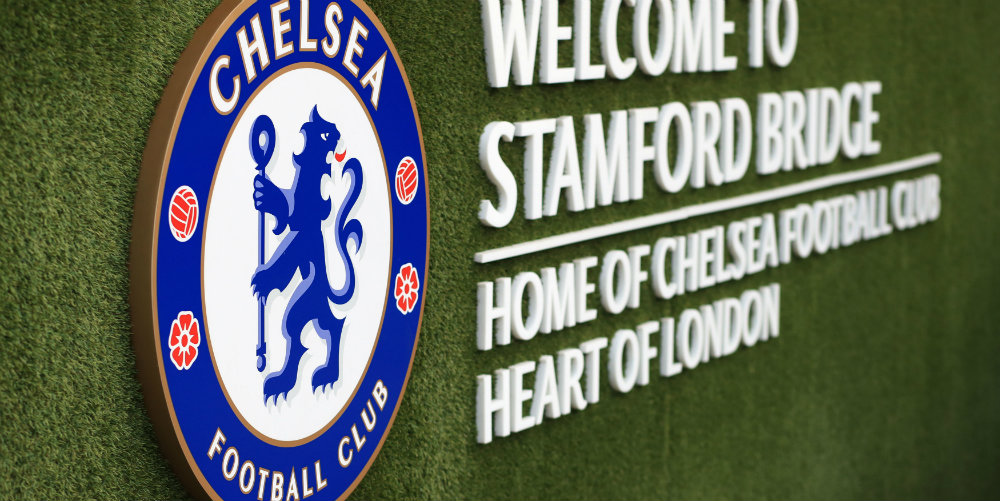 Chelsea suspend fans for alleged racial abuse of Sterling