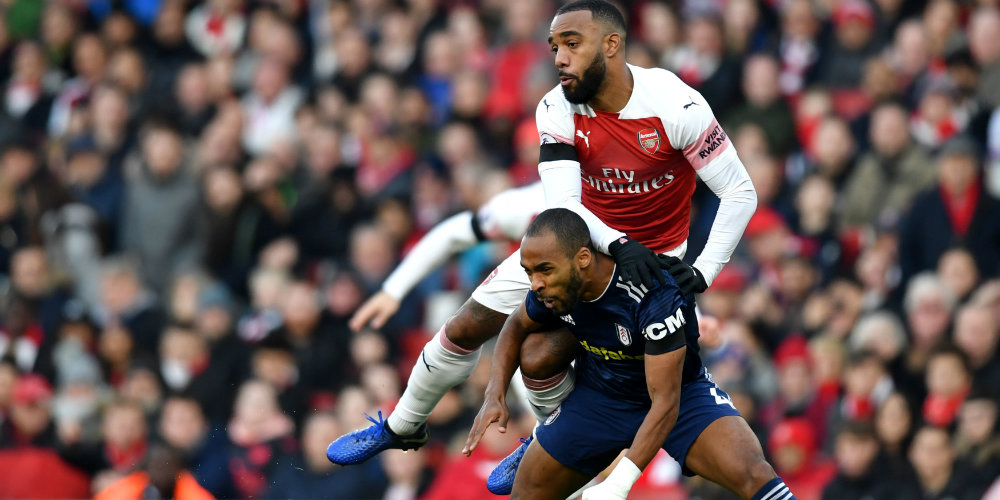 Fulham's thrashing by Arsenal – as it happened