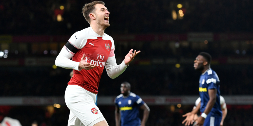 Fulham given another thrashing by Arsenal