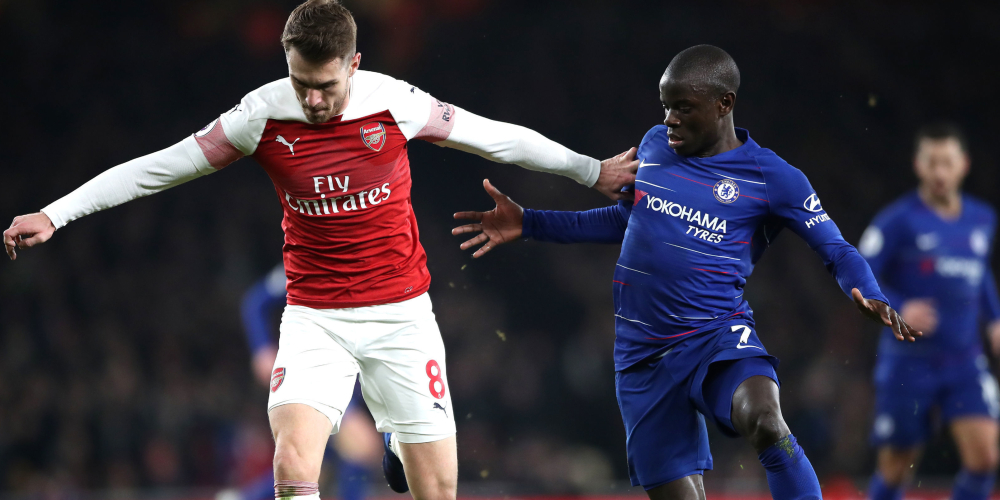 Arsenal v Chelsea player ratings