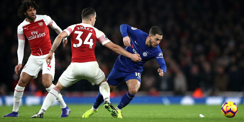 Disappointing Chelsea well beaten by Arsenal
