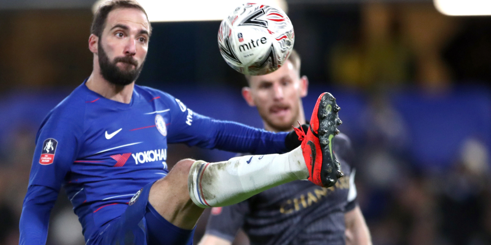Chelsea v Wednesday player ratings
