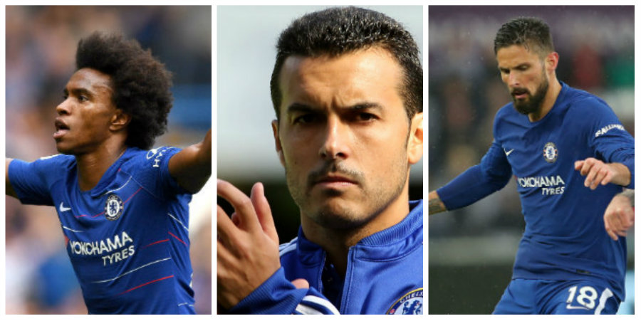 Chelsea trio to be assessed ahead of Spurs clash