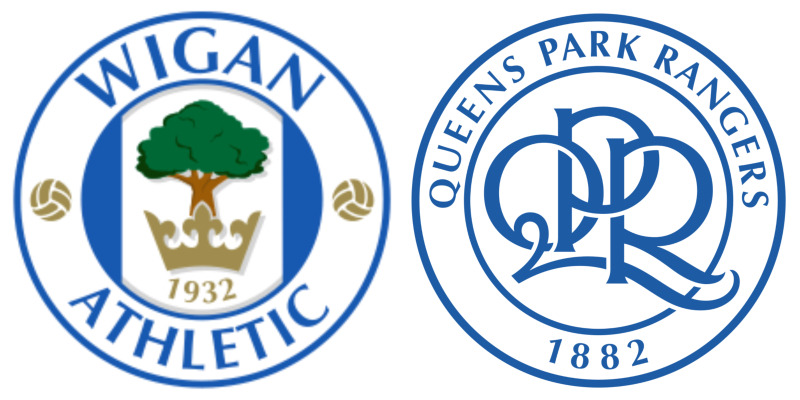 Wigan v QPR: Two changes for Rangers