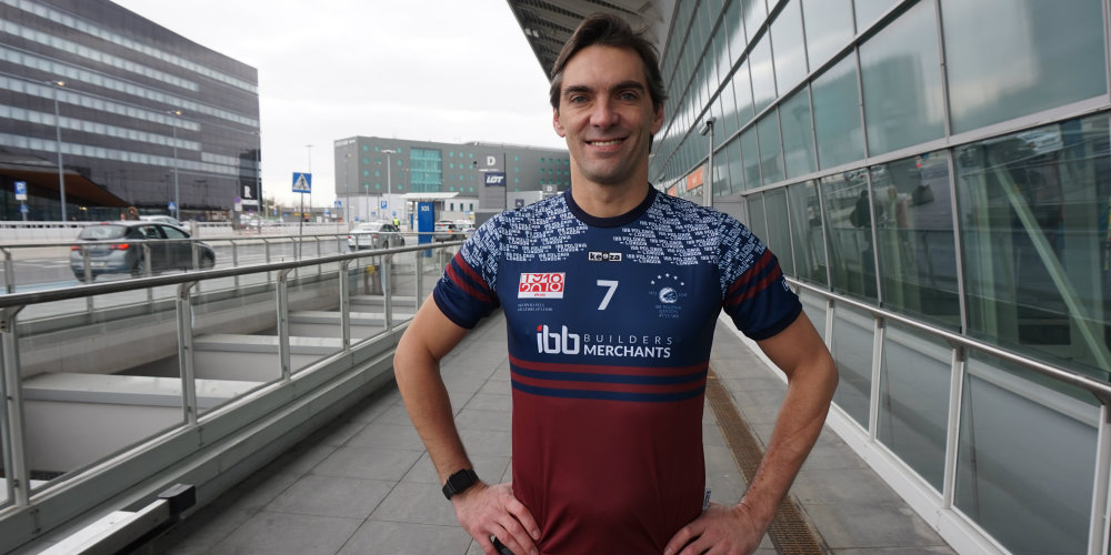 Volleyball legend Giba to play for IBB London Polonia