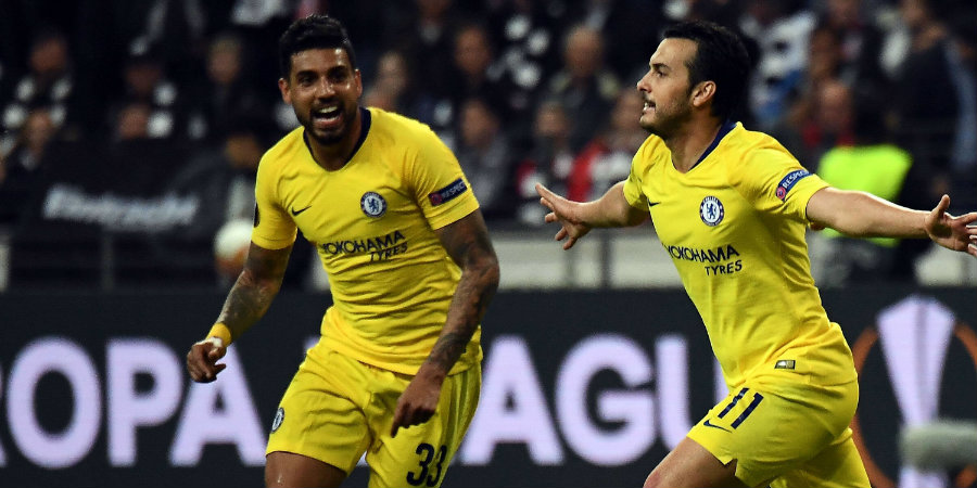 Eintracht Frankfurt v Chelsea player ratings
