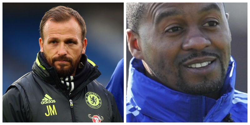 Morris and Newton to have key roles under Lampard