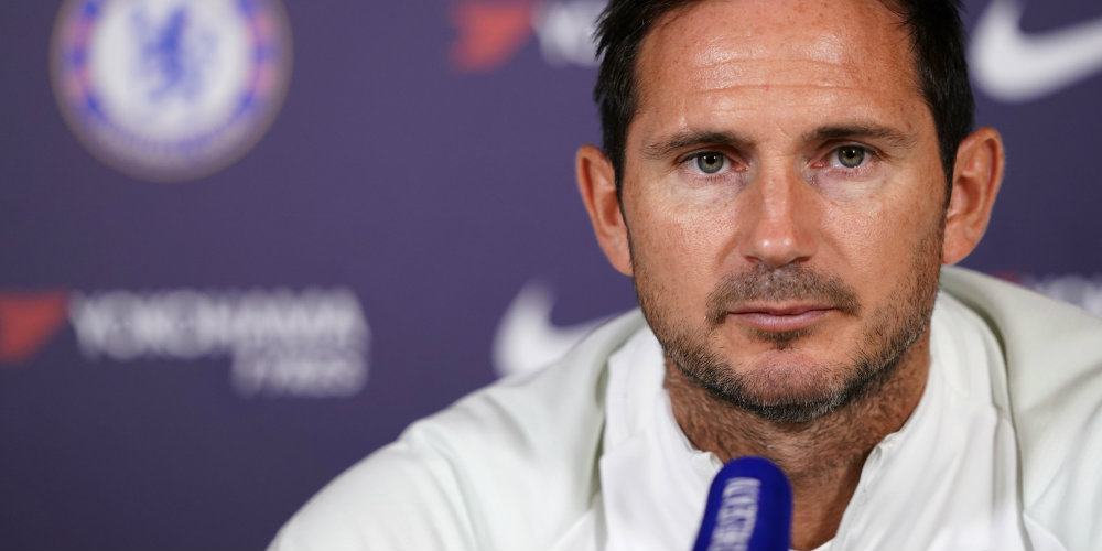 Lampard defends substitutions after Blues draw