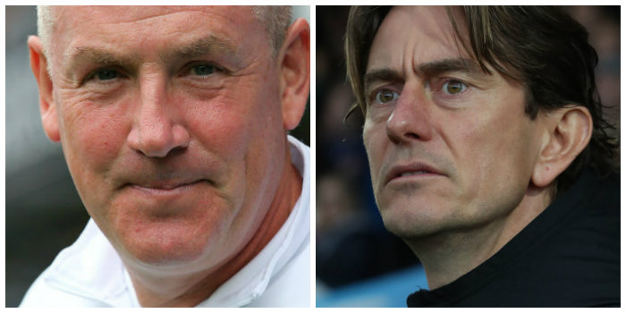 Manager press conferences: Warburton and Frank react to stunning QPR win
