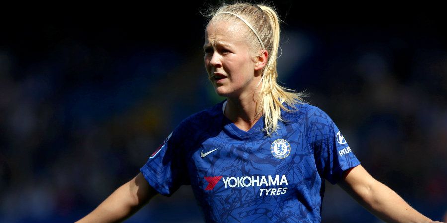 Engman's late goal rescues point for Chelsea Women