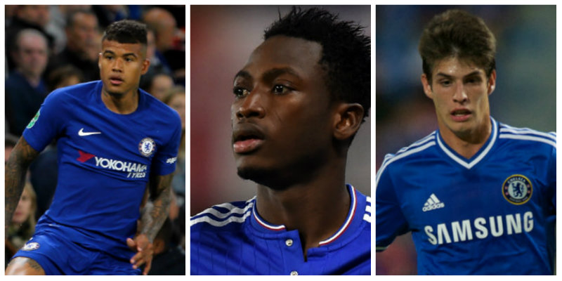Loan moves for Chelsea's Kenedy, Baba and Piazon