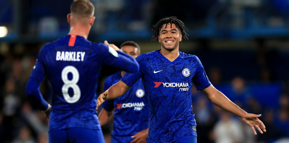 Chelsea hopeful James will be fit for Arsenal game