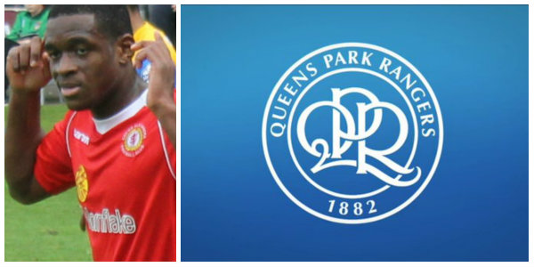 QPR monitoring Hearts striker Ikpeazu