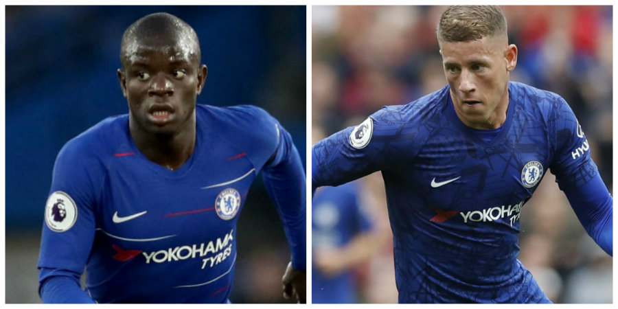 Kante and Barkley could return for Burnley game
