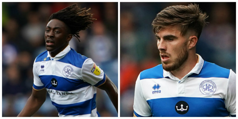 QPR: Ebere Eze and Ryan Manning