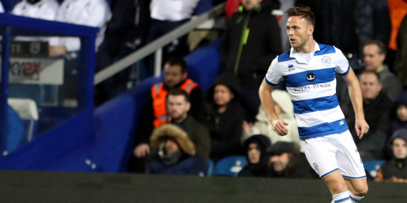 QPR's Kane hit with FA charge