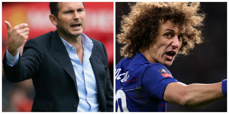 Lampard: Luiz is no weak link