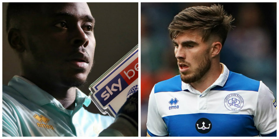 QPR: Bright Osayi-Samuel and Ryan Manning