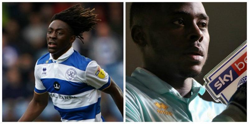 QPR: Ebere Eze and Bright Osayi-Samuel