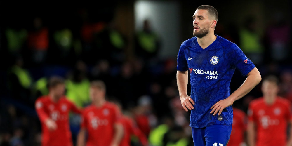 Chelsea suffer crushing defeat against Bayern
