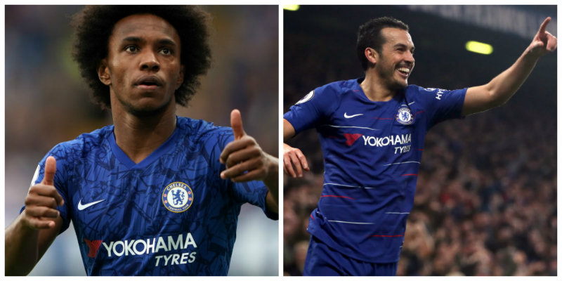 Nevin: Chelsea can cope without Willian and Pedro