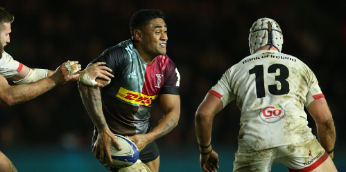 Saili to leave Harlequins for French club