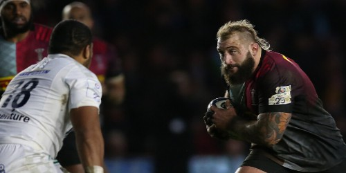 Marler agrees Harlequins contract extension