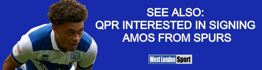 QPR: Luke Amos