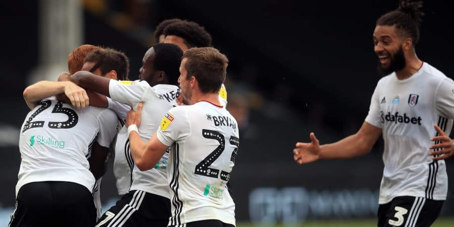 Can Fulham Fc win the play-offs when the season resumes?