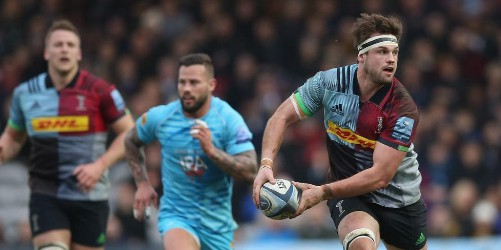 Injury forces Harlequins star Clifford to retire