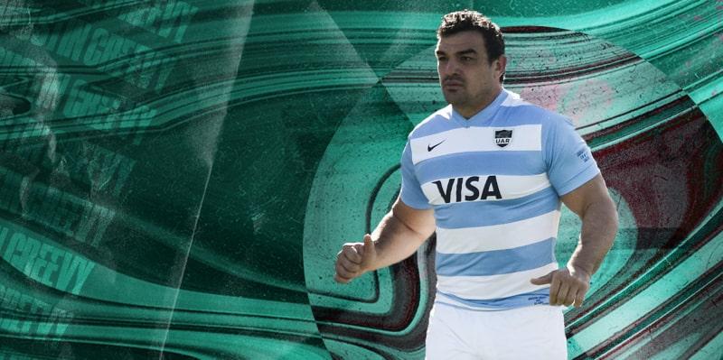 London Irish sign Argentina veteran Creevy