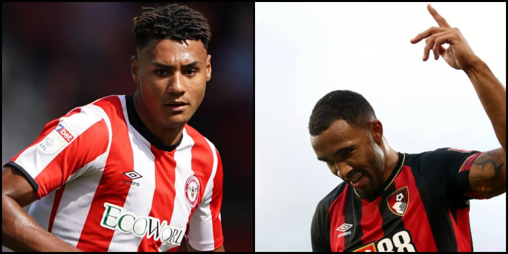 Fulham want Bees star Watkins and Bournemouth striker Wilson