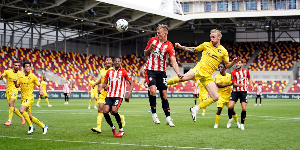Bees win on penalties in first game at new home