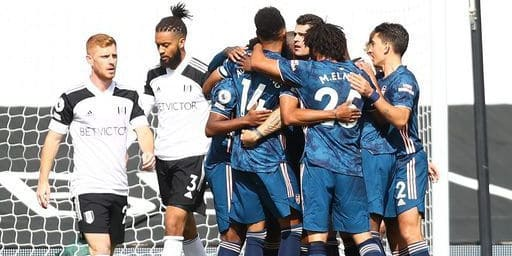 Fulham crushed by Arsenal in Premier League opener