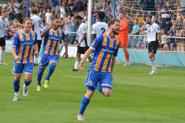 Wealdstone defender Stevens could be out for eight weeks