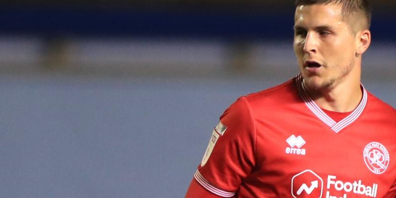 QPR striker Lyndon Dykes