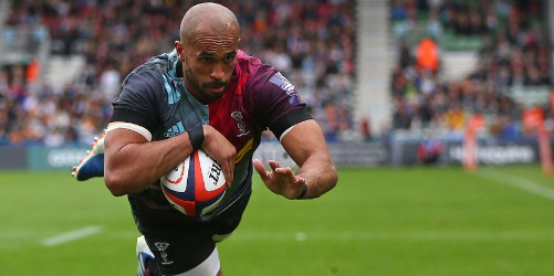 Morris signs Harlequins contract extension