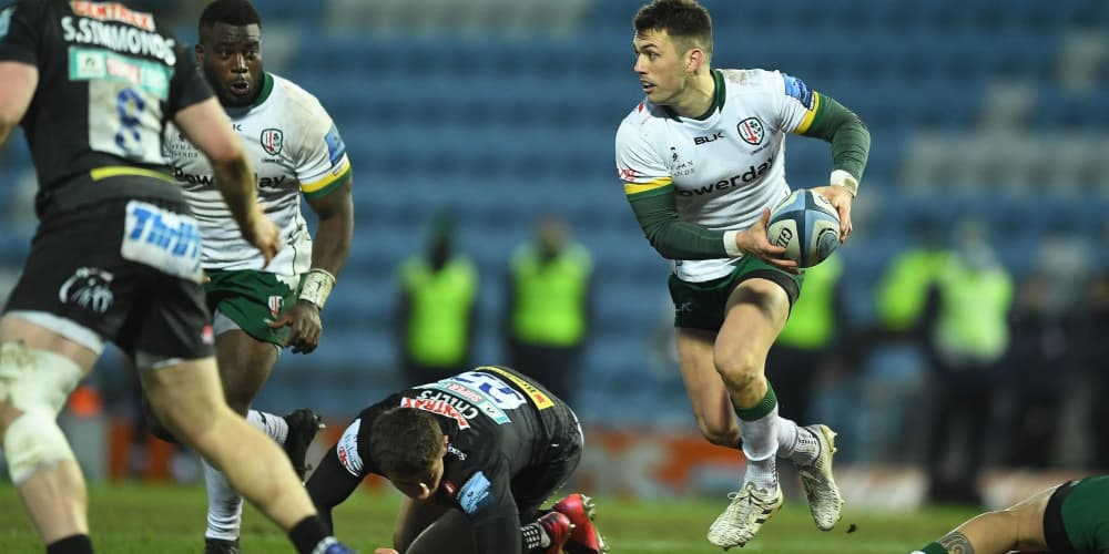 Irish lose to Exeter as Quins beat Leicester