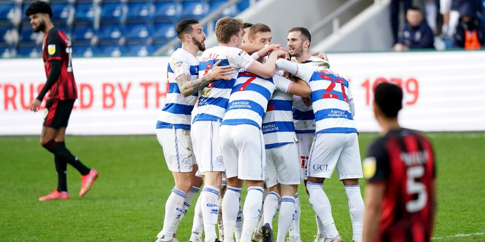 Kane's late goal makes it four QPR wins in a row