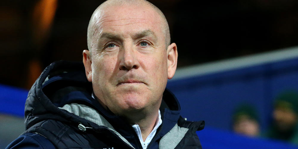 QPR manager Mark Warburton