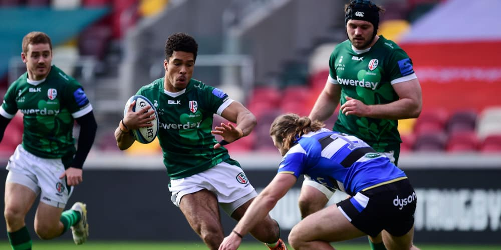 London Irish coach vows to keep on entertaining