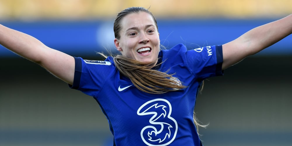 Chelsea demolish Reading to clinch WSL title in style
