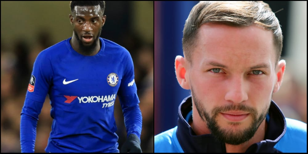 Bakayoko and Drinkwater complete loan moves