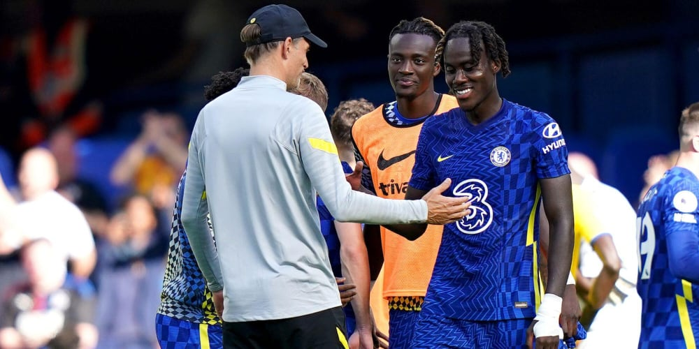 Chalobah seals brilliant Chelsea win over Palace
