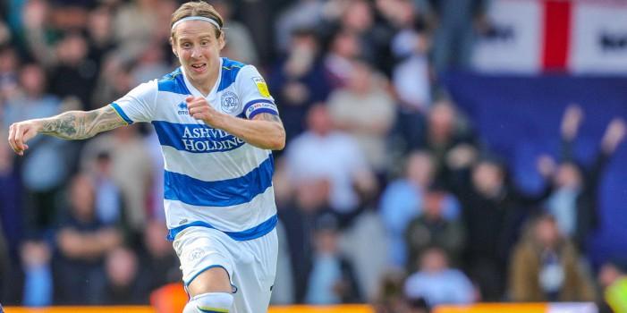 QPR star Johansen 'fine' after injury scare