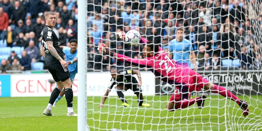 Fulham beaten after second-half collapse at Coventry